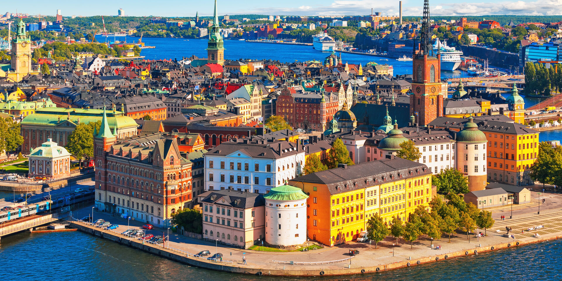 Ce que vous pouvez faire à Stockholm durant un Week-end